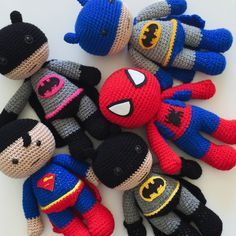 Image of Superheroes