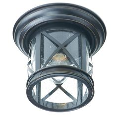 Small Outdoor Flush Mount Ceiling Light