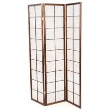 "Wildon Home ® 70"" x 51"" Shoji 3 Panel Room Divider"