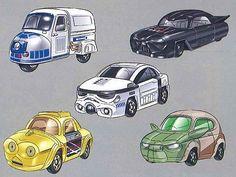 【追加大量官圖 & 販售資訊】TOMICA《星際大戰》主題合金小車?!! | 玩具人Toy People News