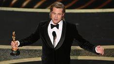 Brad Pitt wins first acting Oscar, dedicates award to children - Emmanuel's Blog