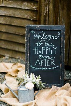 Perfect Wedding, Fall Wedding, Diy Wedding, Wedding Events, Rustic Wedding, Dream Wedding, Weddings, Chalkboard Wedding, Wedding Signage