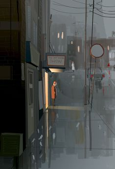 The Last Picture show by PascalCampion