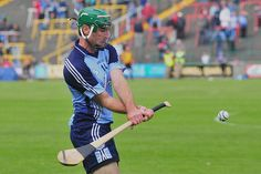 Dublin Hurling Good striking style, showing just how much if a wrist flick is involved. Sports Stars, My Favorite Image, Sport Man, Study Abroad, Dublin, Coaching, Bunny, Athletic, Places