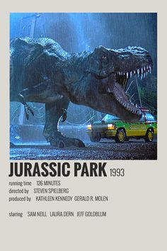 Iconic Movie Posters, Minimal Movie Posters, Minimal Poster, Iconic Movies, Film Posters, New Poster, Poster Wall, Jurassic Park Poster, Jurrassic Park