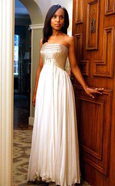 Kerry Washington, Scandal Fashion
