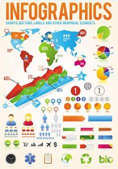 Advertisement  複雑なデータや情報などをイラストなどで、分かりやすく伝えるインフォグ …