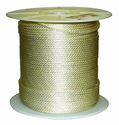 Other Home Building and Hardware 20594: Rope King Sbn-141000 Solid Braided Nylon Rope 1 4 Inch X 1,000 Feet -> BUY IT NOW ONLY: $71.34 on eBay!