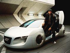 Audi RSQ concept iROBOT