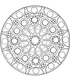 Pin by Angel Hardy on Color Pages ~ Mandalas | Pinterest | Art ...