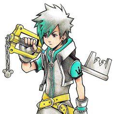 Artist: Itsbirdy | Kingdom Hearts