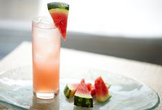 Yukon Jack Northern Lights  1 oz.  Yukon Jack® Liqueur  2 oz.  cranberry juice  2 tsp  lime juice  1 slice(s)  watermelon(s)  GLASS:Martini Glass  In a shaker with ice, add Yukon Jack, cranberry juice, and lime juice.  Shake and strain into glass.  Garnish with watermelon.