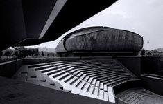 Rome - Auditorium on Behance Built Environment, Auditorium, Opera House, Rome, Architecture, City, Building, Behance, Photography