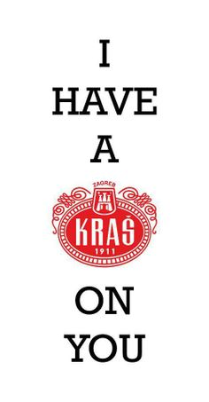 I have a Kraš on you. I have a Kraš on you. by Ivan Durgutovski, via Behance<br> Funny Relatable Memes, Funny Quotes, Croatian Tattoo, Mood Quotes, Life Quotes, Croatian Language, Funny Phone Wallpaper, Empowering Quotes, Serbian