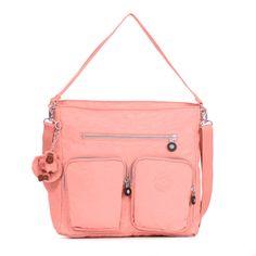 Tasmo Crossbody Bag - Pink Sherbert | Kipling