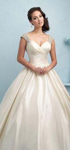 Allure Bridals Spring 2015 | Wedding Dress