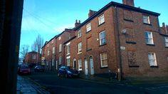 Chapel Street Macclesfield