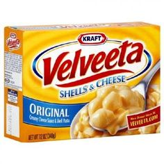 I'm learning all about Velveeta Shells and Cheese at @Influenster!