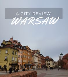A CITY REVIEW : WARSAW  42 hours in Warsaw, Poland. Everything from the old town to the neon light museum. Warsaw Poland, Neon Lighting, Old Town, Old Things, Museum, City, Museums