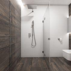 Moderní koupelna WALNUT - vizualizace