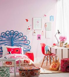 1000 Images About Eclectic Girls Room On Pinterest Kids