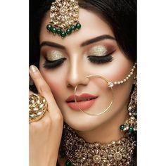 #photography - @piyush_khatri_photography #Mua - @hatunia.ayushi  #model- @nehathakkar_official  @wedmegood @shaadisag... Tamanna Hot Images, Arabic Makeup, Beauty Portrait, Asian Dating, Huda Beauty, Septum Ring, Fashion Beauty, Nude, Photoshoot