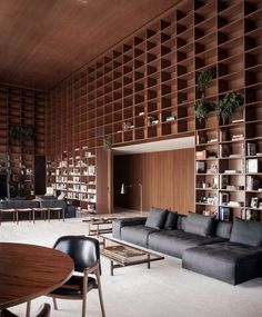 UR HOME ENVY: Luxurious Penthouse in São Paulo Designed by studio MK27 – THEURBANREALIST.