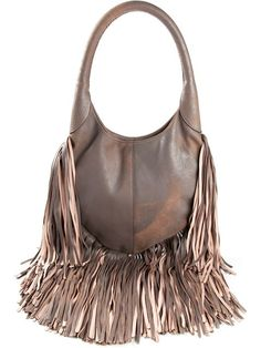 Barbara Bonner fringe shoulder bag Footwear, Shoulder Bag, Bags, Accessories, Jewelry, Women, Handbags, Jewlery, Shoe