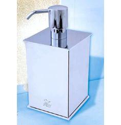 Perk New Concept Brass Floor Liquid Dispenser Of H 180 X L 85 X W 85 MM (2660389C) Soap Dispensers, Plumbing, Basin, Concept, Flooring, Home Decor, Decoration Home, Room Decor, Wood Flooring