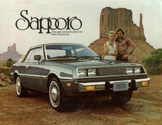 Mitsubishi Sapporo 1.6 - 1978