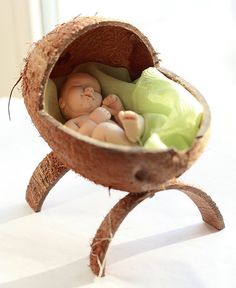 Miniature baby OOAK by NataliyaPlatova
