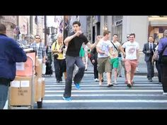 Because this will just make your day whenever you watch it. ---> DANCE WALK (Outtakes) with Ben Aaron