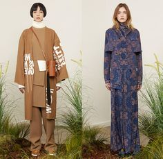 Off-White by Virgil Abloh 2015-2016 Fall Autumn Winter Womens Lookbook Presentation Dazed Still Confused - Mode à Paris Fashion Week Mode Féminin France - Denim Jeans Cutout Hem Bomber Jacket Wide Leg Palazzo Pants Coatdress Paisley Ombre Onesie Jumpsuit Boiler Suit Coveralls Sweater Jumper Mohair High Slit Hat Furry Shearling Outerwear Coat Sweatshirt Hoodie Wool Half Skirt Peace Sign Flare Zigzag Robe