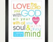 Love the Lord