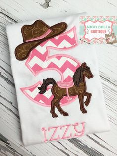 Western Cowgirl Horse Pony Themed Birthday by NicoBellaBoutique Kylie Birthday, Horse Birthday Parties, 5th Birthday Party Ideas, Cowgirl Birthday, 3rd Birthday, Birthday Cakes, Cowboy Theme Party, Horse Party, Farm Party