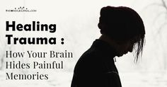 Healing Trauma: How Your Brain Hides Painful Memories Damaged Quotes, Afraid Of Love, Emotional Healing, Toxic Relationships, Real Quotes, Stress And Anxiety, Self Esteem, Be Yourself Quotes, Helping Others