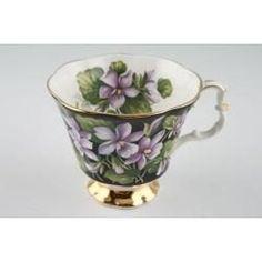 Taza De Te - Porcelana Inglesa Royal Albert - $ 179,00 en MercadoLibre