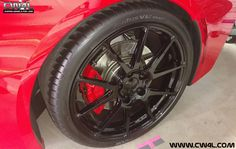 Gorgeous C7 Corvette wheels