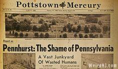 pennhurst story | Pennhurst Asylum: The Shame of Pennsylvania