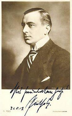Curt Goetz 1912; Urheber bzw. Nutzungsrechtinhaber: Alexander Binder (1888–1929); Quelle: www.cyranos.ch