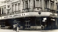 História dos bancos no Brasil  Itaú, Juiz de Fora, MG
