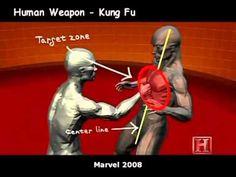 Human Weapon : MMA, Kung Fu and sambo