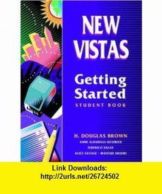 New Vistas Getting Started Aud (9780139083778) H. Douglas Brown , ISBN-10: 0139083774  , ISBN-13: 978-0139083778 ,  , tutorials , pdf , ebook , torrent , downloads , rapidshare , filesonic , hotfile , megaupload , fileserve