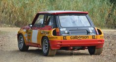 According to the French auction house, the valuable Group 4 rally car is the sole existing Calberson-liveried R5. As one of the official works cars, chassis B000036 competed in the Tour Auto and Monte Carlo Rally in the early 1980s, and remains in excellent condition.