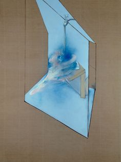 Water from a Running Tap, 1982 by Francis Bacon © The Estate of Francis Bacon. All rights reserved, DACS/Artimage 2018. Photo: Prudence Cuming Associates Ltd
