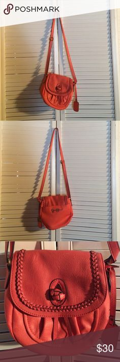 Jessica Simpson purse New without tags Jessica Simpson cross body coral purse. Jessica Simpson Bags Crossbody Bags