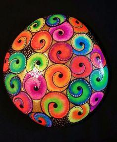 Swirls . Rock Top