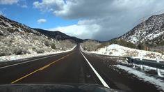 Singing Road Route 66 America the Beautiful Tijeras NM