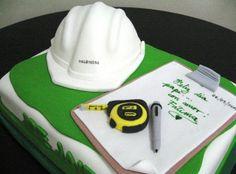Torta para un ingeniero muy dedicado!