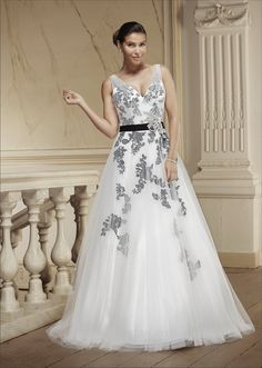Modeca Bridal Gown Style - Philana